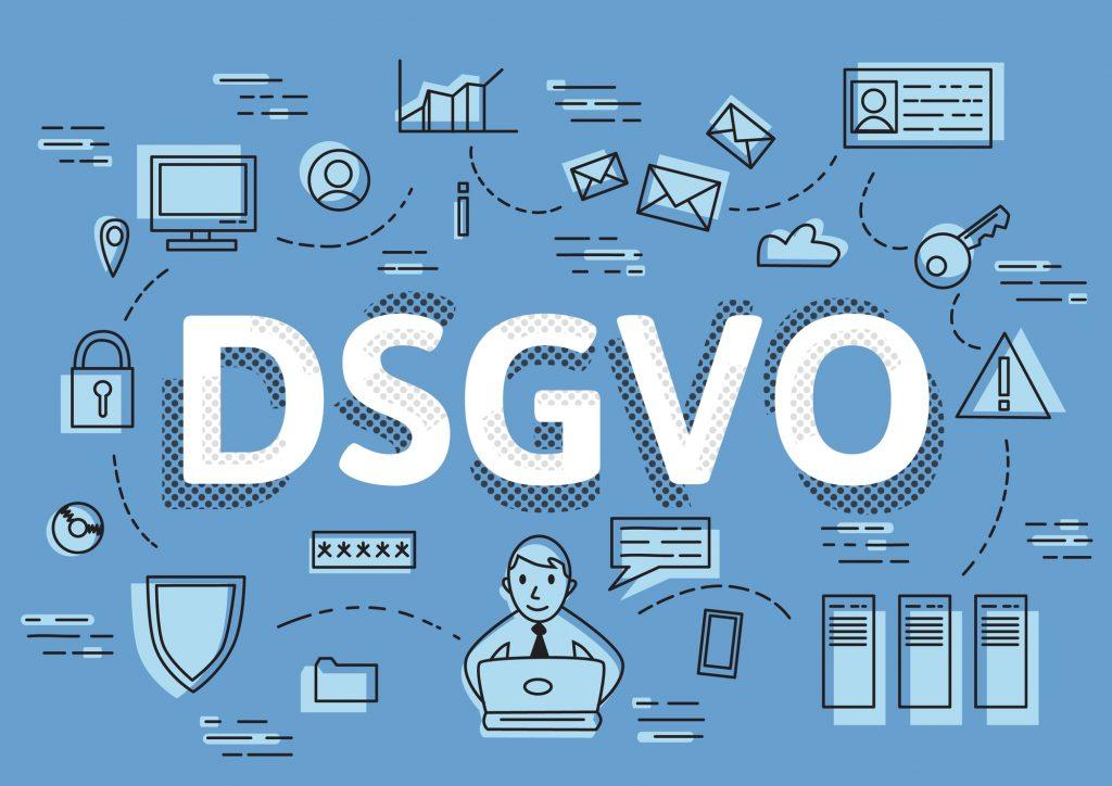 Einstellen eines Datenschutzbeauftragten DSGVO, deutsche Version von GDPR, Allgemeine Datenschutzverordnung, der Schutz personenbezogener Daten