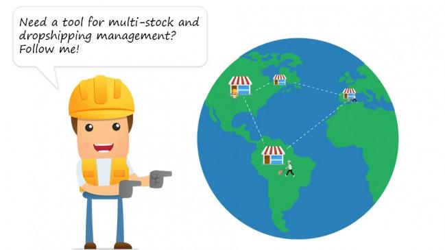 Advanced Inventory Extension für Magento 2. eine Multi-Lagerverwaltungssoftware und Drop-Shipping Lösung.